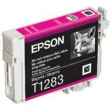 ראש דיו תואם EPSON T0-1283 אדום