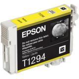 ראש דיו תואם EPSON T1294 צהוב