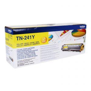 טונר לייזר תואם BROTHER TN241 Y צהוב