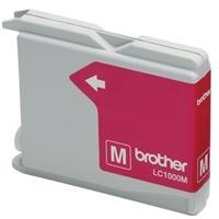 מחסנית דיו תואם BROTHER LC970/LC1000 אדום