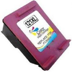מחסנית תואם  HP 121XL c צבע