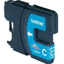 ראש דיו תואם BROTHER LC1100/LC980 כחול