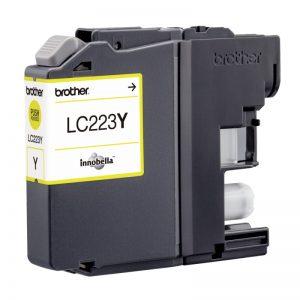 מחסנית דיו תואם LC-223XL Y צהוב (221)
