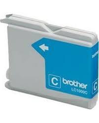 מחסנית דיו תואם BROTHER LC970/LC1000 כחול