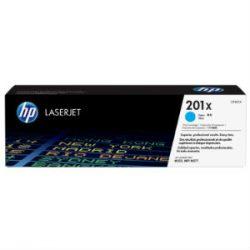 טונר תואם HP 201X כחול CF401X כמות כפולה