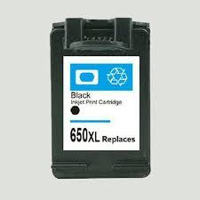 ראש דיו תואם HP 650 XXL שחור