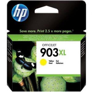 ראש דיו HP מקורי 903XL צהוב