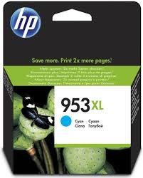 ראש דיו מקורי HP 953XL כחול