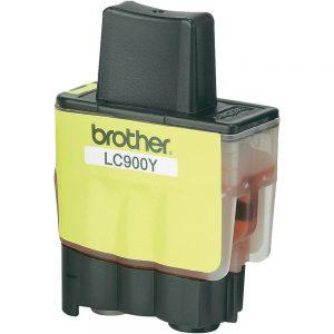 ראש דיו תואם BROTHER LC900 צהוב