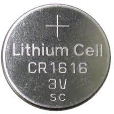 סוללה עגולה CR1616 ליטיום
