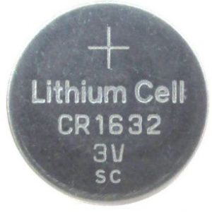 סוללה CR1632 3V