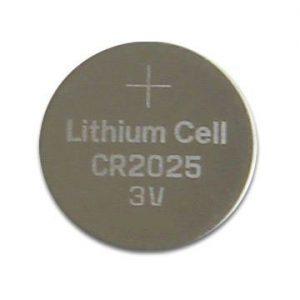 סוללה עגולה CR2025 3V