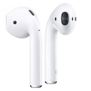 אוזניות Apple Airpods Bluetooth
