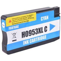 דיו כחול תואם HP 953XL עד 1,600 הדפסות בכיסוי 5% מהדף