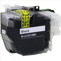 דיו שחור תואם Brother LC3213BK עד 400 הדפסות בכיסוי 5% מהדף