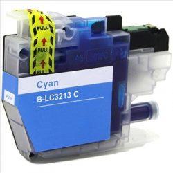 דיו כחול תואם Brother LC3213C עד 400 הדפסות בכיסוי 5% מהדף