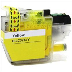 דיו צהוב תואם Brother LC3213Y עד 400 הדפסות בכיסוי 5% מהדף