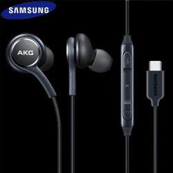 אוזניות AKG מוצר מקורי של SAMSUNG